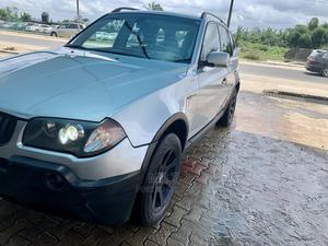 BMW X3 2005 2.5i Silver | Cars for sale in Delta State, Warri