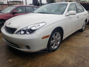 Lexus ES 2005 330 White | Cars for sale in Lagos State, Ilupeju