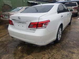 Lexus ES 2012 350 White | Cars for sale in Lagos State, Ilupeju