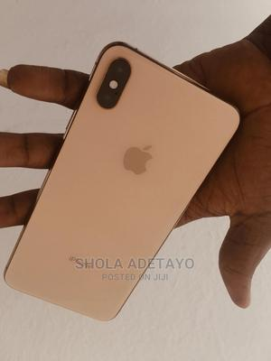 Apple iPhone XS Max 256 GB Gold | Mobile Phones for sale in Lagos State, Isolo