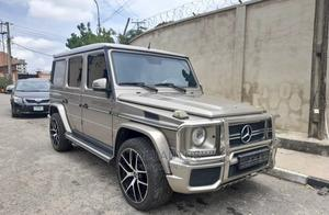 Mercedes-Benz G-Class 2015 Gold   Cars for sale in Lagos State, Ogba