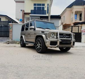 Mercedes-Benz G-Class 2015 Gold   Cars for sale in Lagos State, Ikeja