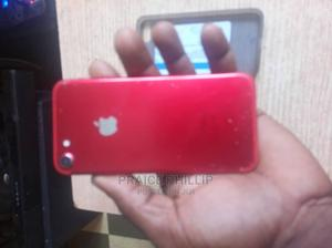 Apple iPhone 7 128 GB Red   Mobile Phones for sale in Lagos State, Ilupeju