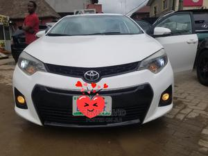 Toyota Corolla 2014 White | Cars for sale in Lagos State, Magodo