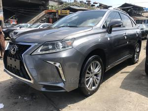 Lexus RX 2014 350 AWD Gray   Cars for sale in Lagos State, Amuwo-Odofin
