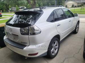 Lexus RX 2008 350 White | Cars for sale in Lagos State, Magodo