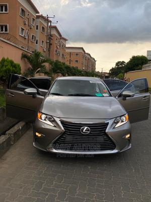 Lexus ES 2015 350 FWD Silver   Cars for sale in Lagos State, Ikeja