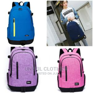 Teenagers Secondary School High Quality Backpack School Bag- | Babies & Kids Accessories for sale in Lagos State, Ikeja