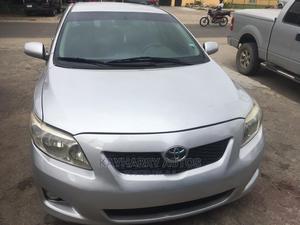Toyota Corolla 2010 Silver | Cars for sale in Lagos State, Ifako-Ijaiye