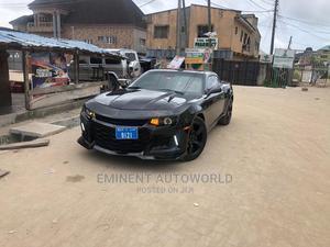 Chevrolet Camaro 2016 Black | Cars for sale in Lagos State, Lekki