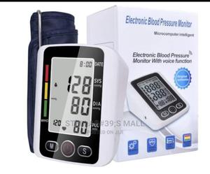 Electric Blood Pressure Monitor   Medical Supplies & Equipment for sale in Lagos State, Lagos Island (Eko)