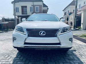 Lexus RX 2014 350 AWD White | Cars for sale in Lagos State, Lekki