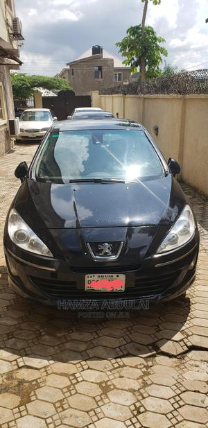 Peugeot 408 2011 Black | Cars for sale in Abuja (FCT) State, Asokoro