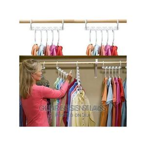 Wonder Hanger 10pcs in Pack   Home Accessories for sale in Lagos State, Ikeja
