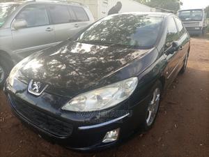 Peugeot 407 2002 Black   Cars for sale in Kaduna State, Chikun
