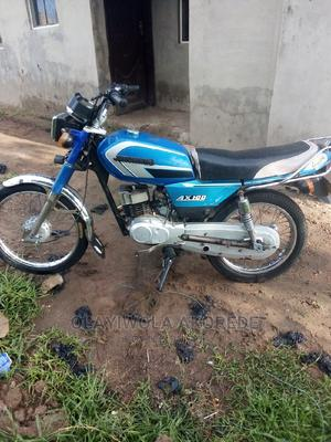 Jincheng AX 125 1999 Blue | Motorcycles & Scooters for sale in Kwara State, Ilorin South