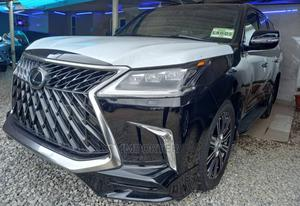 New Lexus LX 2021 570 (5 seats) AWD Black | Cars for sale in Abuja (FCT) State, Asokoro