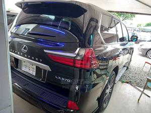 New Lexus LX 2021 570 (5 seats) AWD Black   Cars for sale in Abuja (FCT) State, Asokoro
