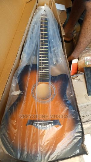 Acoustic Guita | Musical Instruments & Gear for sale in Lagos State, Mushin