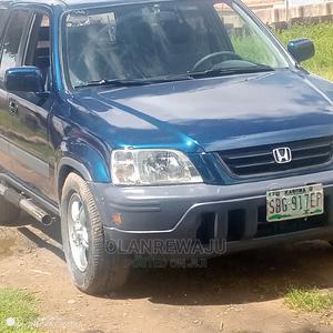 Honda CR-V 1998 2.0 4WD Automatic Blue | Cars for sale in Kaduna State, Kaduna / Kaduna State