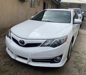 Toyota Camry 2012 Off White | Cars for sale in Lagos State, Ikeja