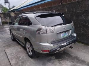 Lexus RX 2005 330 4WD Silver | Cars for sale in Abuja (FCT) State, Garki 2