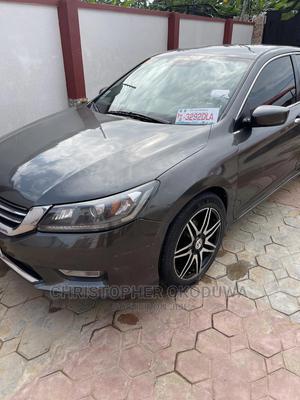 Honda Accord 2014 Gray | Cars for sale in Lagos State, Ikorodu