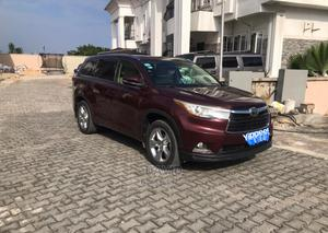 Toyota Highlander 2014 Red | Cars for sale in Lagos State, Ojodu