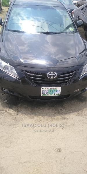 Toyota Camry 2008 2.4 LE Black | Cars for sale in Rivers State, Port-Harcourt