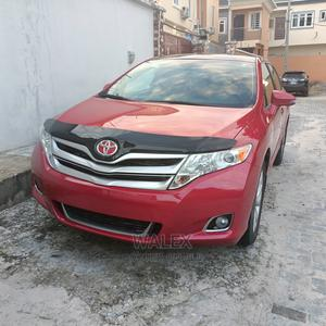 Toyota Venza 2015 Red | Cars for sale in Lagos State, Ajah
