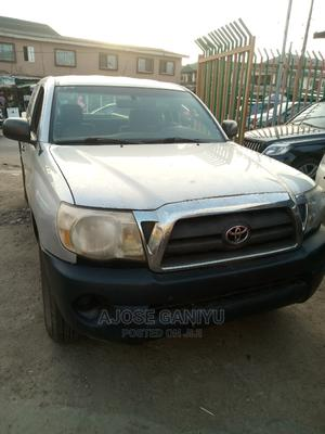 Toyota Tacoma 2007 Silver | Cars for sale in Lagos State, Oshodi