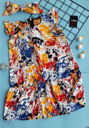 Kid's Ankara Dress | Children's Clothing for sale in Ogun State, Obafemi-Owode