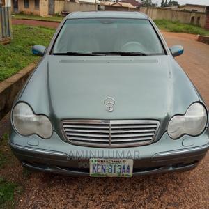 Mercedes-Benz C240 2004 Gray | Cars for sale in Kaduna State, Kaduna / Kaduna State