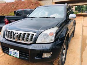Toyota Land Cruiser Prado 2006 4.0 V6 3dr Black | Cars for sale in Abuja (FCT) State, Gudu