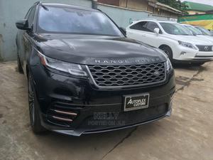 Land Rover Range Rover Velar 2018 Black | Cars for sale in Lagos State, Alimosho