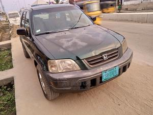 Honda CR-V 2001 Green | Cars for sale in Rivers State, Port-Harcourt