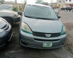 Toyota Sienna 2007 Silver | Cars for sale in Lagos State, Ikeja