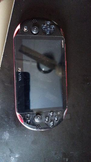 Slim Playstation Vita With   Video Game Consoles for sale in Lagos State, Mushin