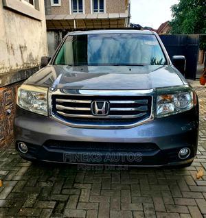 Honda Pilot 2013 Gray | Cars for sale in Lagos State, Lekki