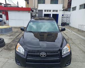 Toyota RAV4 2011 2.5 Sport 4x4 Black | Cars for sale in Lagos State, Yaba