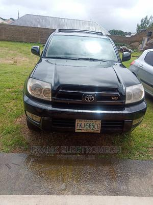 Toyota 4-Runner 2005 Limited V8 4x4 Black | Cars for sale in Plateau State, Jos