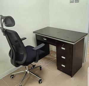 Imported Executive Office Table With Chair | Furniture for sale in Lagos State, Ajah