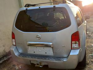 Nissan Pathfinder 2006 2.5 dCi Automatic Silver   Cars for sale in Lagos State, Magodo