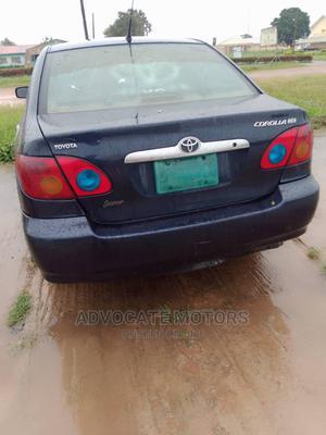 Toyota Corolla 2004 Sedan Blue | Cars for sale in Ondo State, Akure