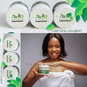450g Avila Intense Lightening Organic/Black Soap | Skin Care for sale in Imo State, Owerri