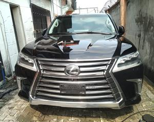 Lexus LX 2017 570 AWD Black | Cars for sale in Rivers State, Port-Harcourt