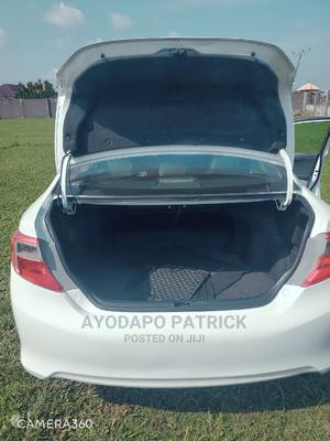 Toyota Camry 2012 White | Cars for sale in Lagos State, Ilupeju