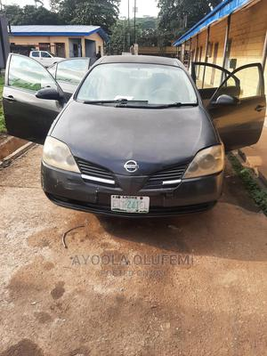 Nissan Primera 2002 2.0 Break Black | Cars for sale in Oyo State, Ibadan
