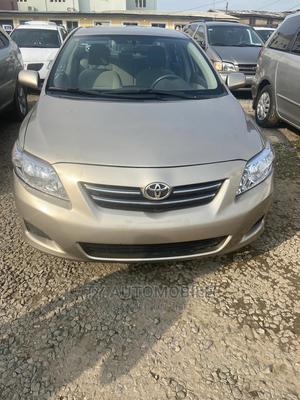 Toyota Corolla 2009 Gold | Cars for sale in Lagos State, Ikeja