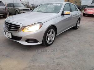 Mercedes-Benz E350 2016 Silver | Cars for sale in Lagos State, Surulere